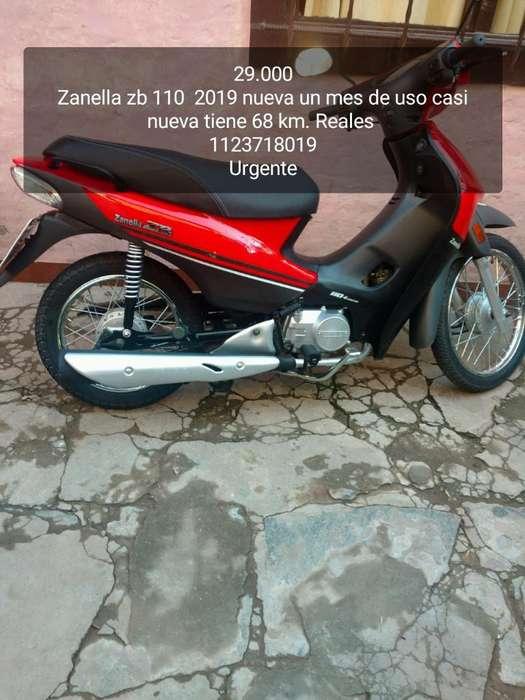 Urgente Zanella Zb 110 68 Km. 28.000