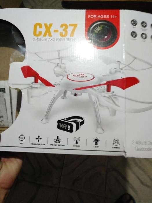 Hermisi Dron Cx 37 con Wifi 100mts Alcan