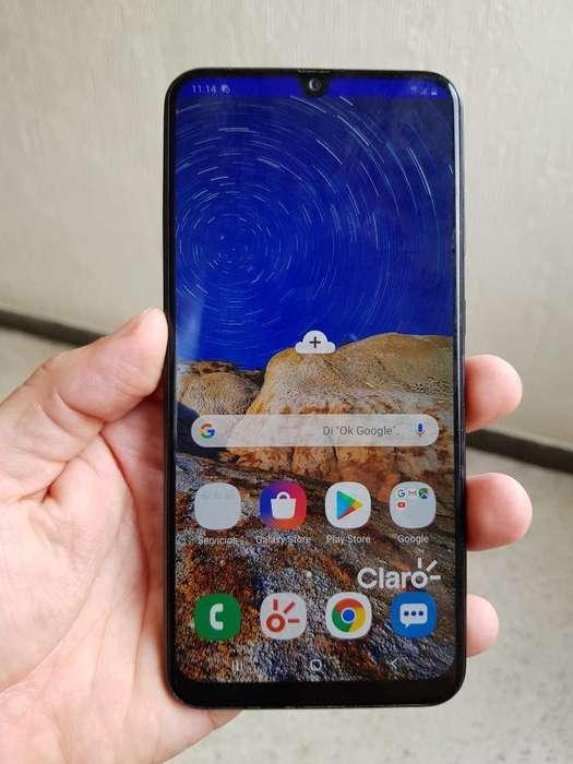 Samsung A30 Gris Hermoso
