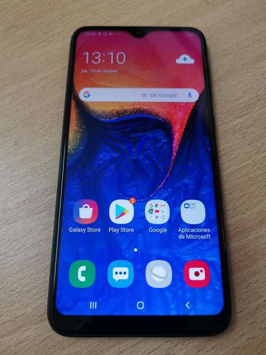 VENDO Samsung A10 32GB LIBRE IMPECABLE