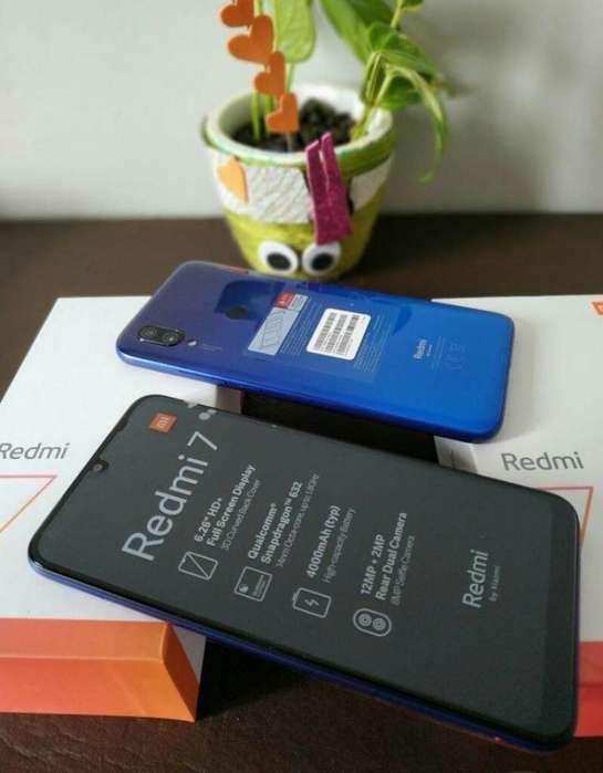 Xiaomi Redmi 7. Nuevos. Libres