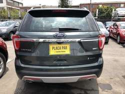 Ford Explorer XLT LIMITED 4X4 3500CC 2016
