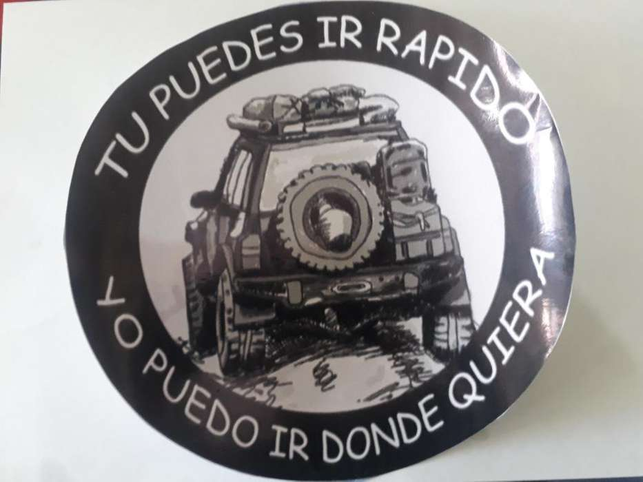 Stiker para Vitara Clasico