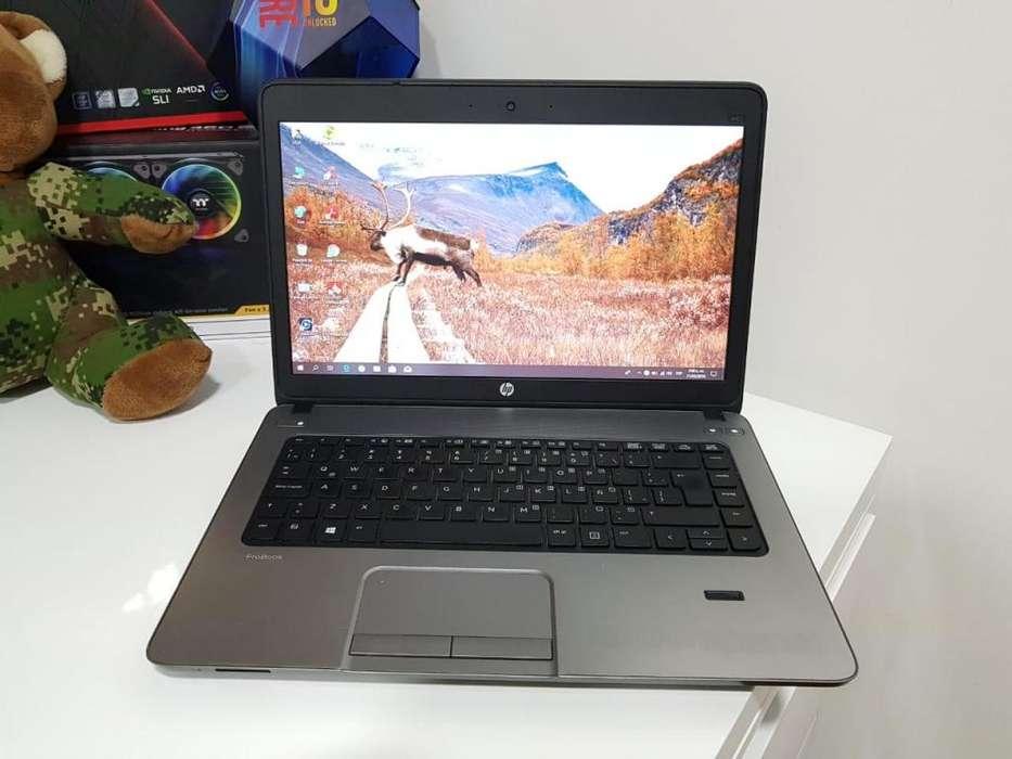 PORTATIL HP i7 4ta To 3.20GHZ 8 hilos 750GB DISCO 4GB RAM DDR3