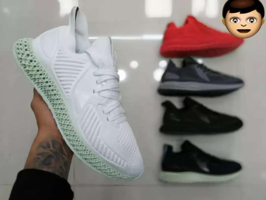 Tenis Adidas Futurecraft 4d runner Deportivo de Hombre y ...