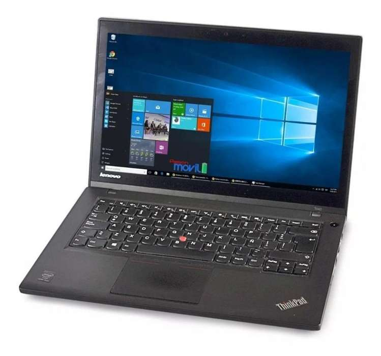 Notebook Lenovo T440 Intel Core I5 8gb Ram 128gb Ssd Cuotas