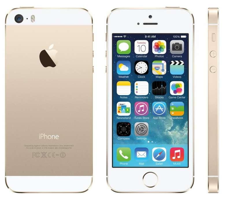 Iphone 5s 32 GB nuevo hacemos envios a todo el pais