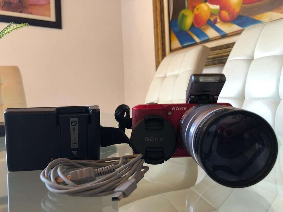Cam Semiprofesional <strong>sony</strong> Nex 3
