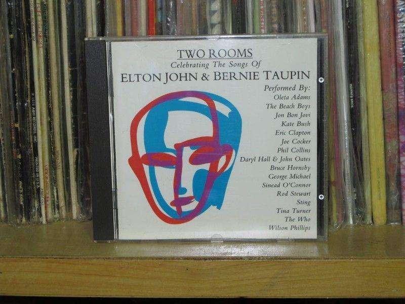 Various Artist Two Rooms Celebrating The Songs Of Elton John Bernie Taupin CD GERMANY