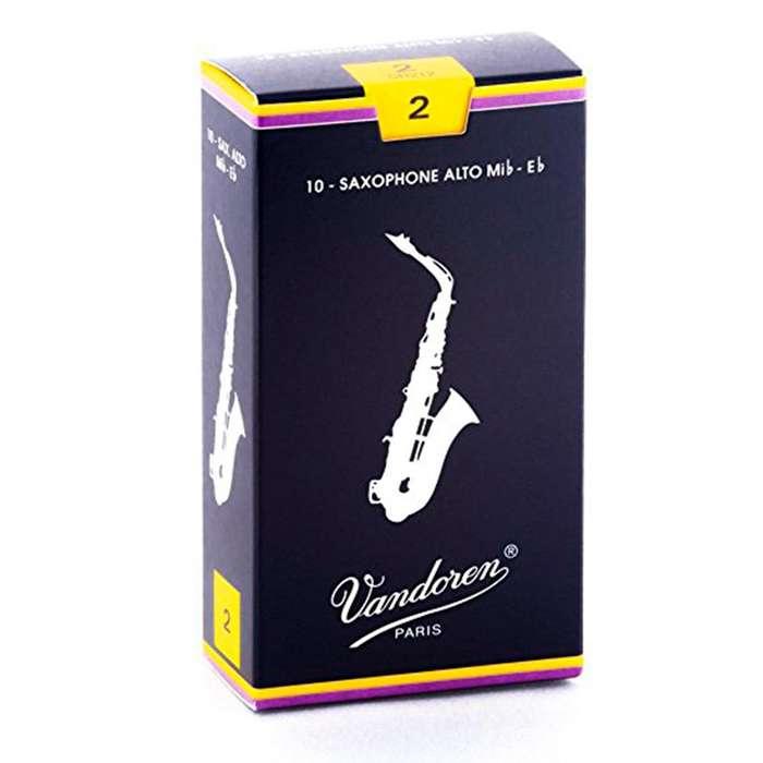 Combo Vandoren BM Cana Saxofon Alto Eb 2