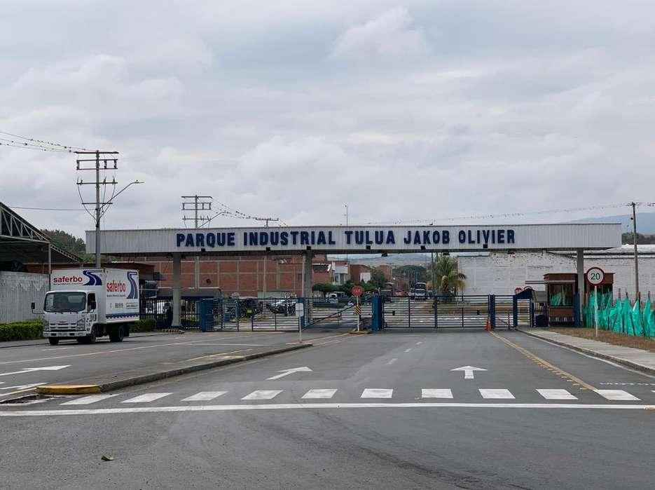 Se Vende Lote en Parque Industrial Tuluá