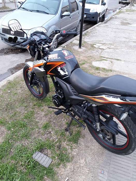 Gilera vc150cc full power