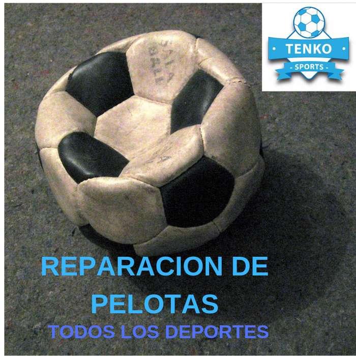 Reparacion de Pelotas de deportes