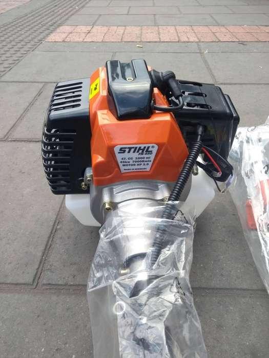 guadaña multifuncion 3 en 1 marca stihl te sirve como corta setos guadaña y motosierra nueva garantizada 3133536190