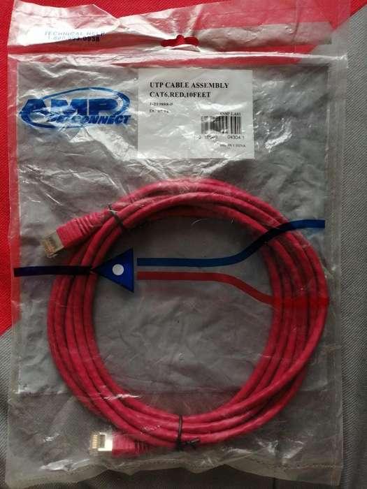 Cables de Red 4mts