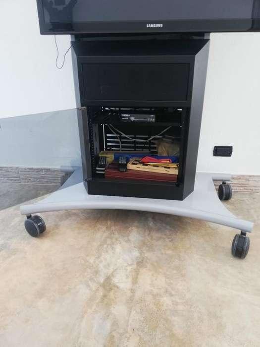 Mueble para Tv Metalico