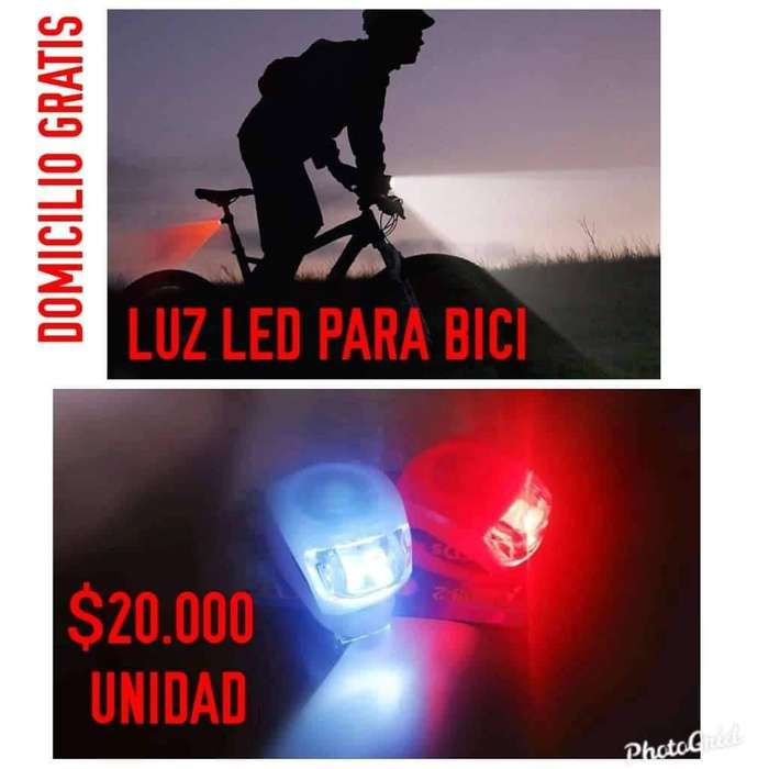 Luz Led para Bicicleta Ibagué Pedidos