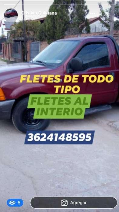 Fletes Y Mudanzas 3624148595