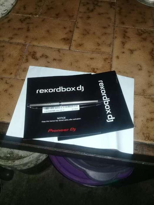 Licencia Rekordbox Original