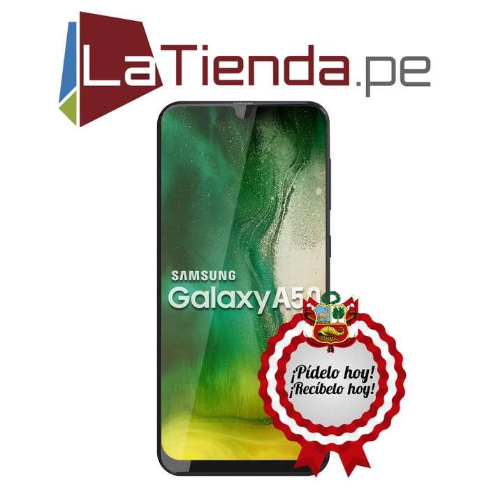 Samsung Galaxy A50 - tienda fisica en Lima