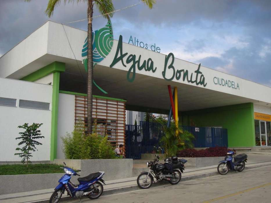 Con Res Altos De Agua Bonita Blo 4 Apto 411 - wasi_534207