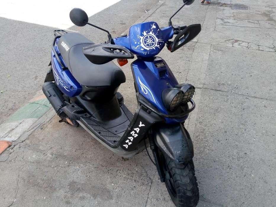 Yamaha Bws 1 Full Motor 2007