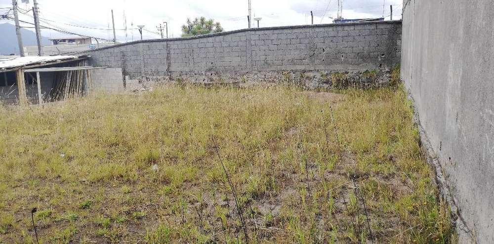 Terreno Loma de Puengasi