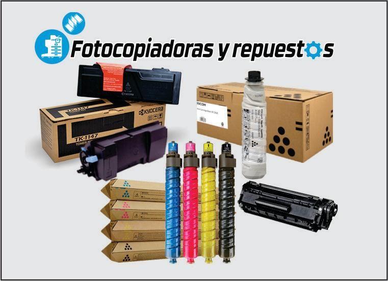 Recarga de tóner y cartuchos laser  (KYOCERA,RICOH,HP,SAMSUNG)