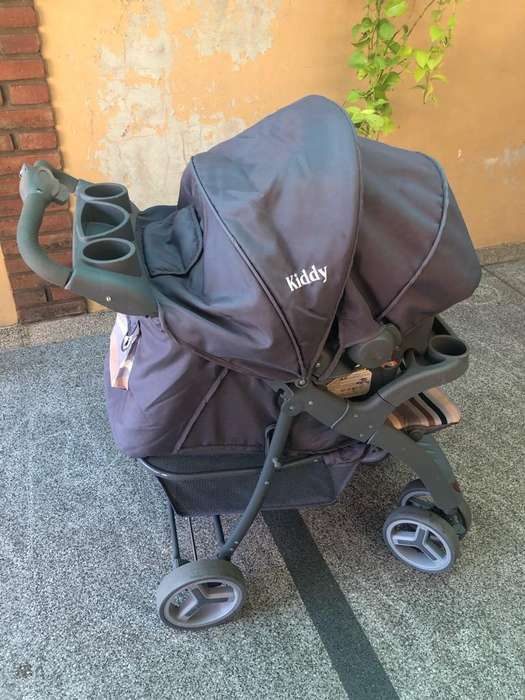 Carrito de Bebé con Huevito Kiddy