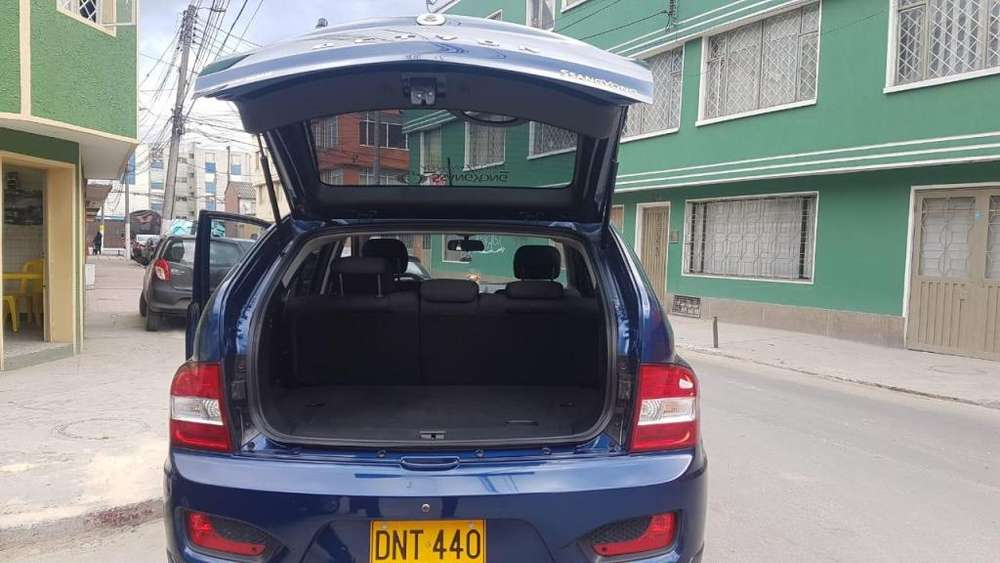 Ssangyong Actyon 2016 - 12000 km