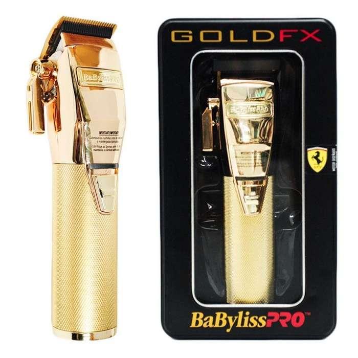BabylissPRO FX870G CLIPPER GOLD