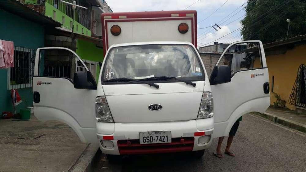Kia K 3000 2.5 Ton 2012