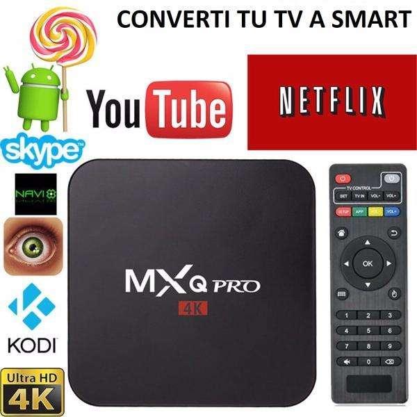 Convertí tu LCD, LED, Monitor o tele de TUBO en SMART! Ultra HD 4 K Youtube Netflix