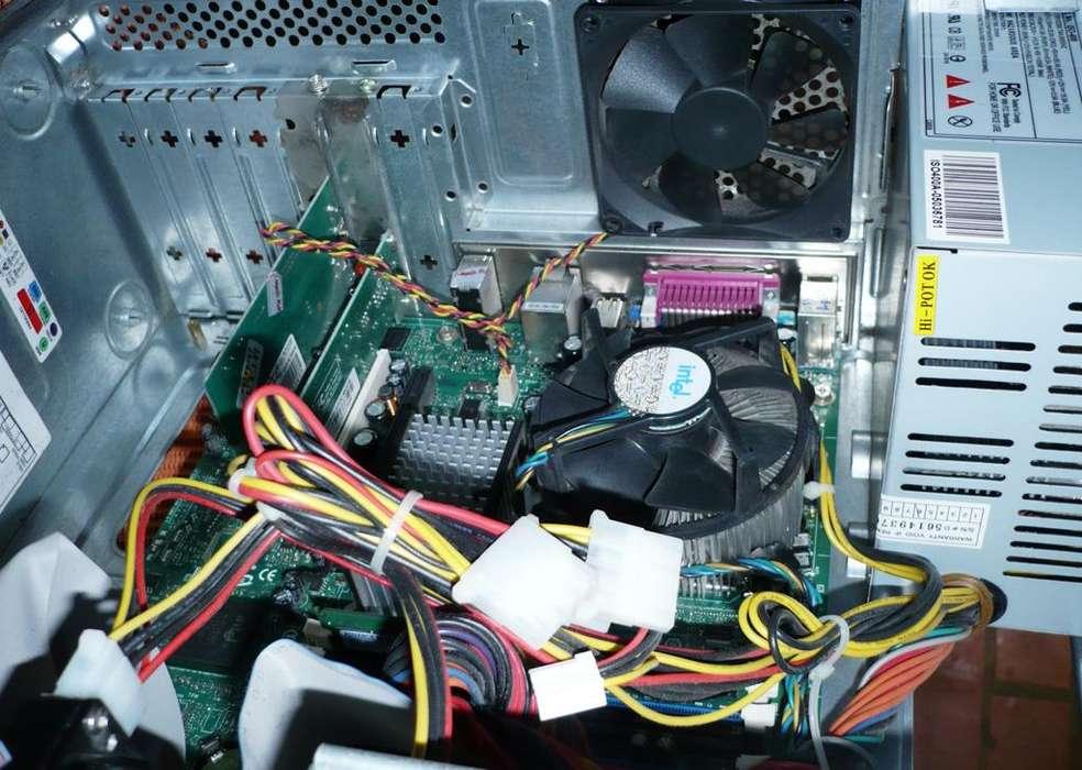 Mantenimiento de computadores a domicilio pcS