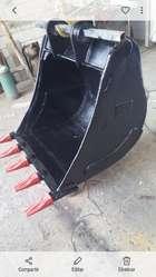 Balde para Retrocargadora Cat 420c 416 C