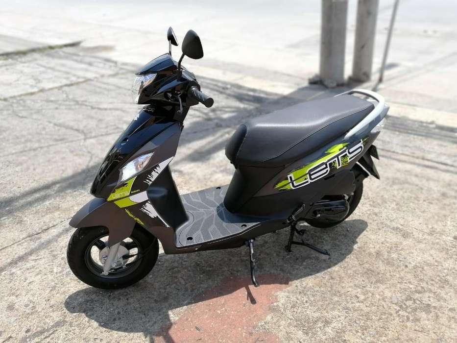 Suzuki Lets 110 2019