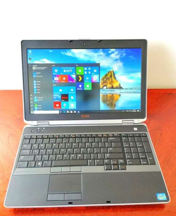 Laptop Dell Core I7, 8gb Ram,500gb Disco