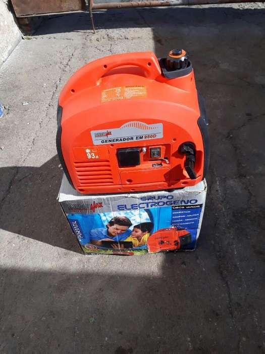Vendo Generador Nuevo sin Uso Model 950