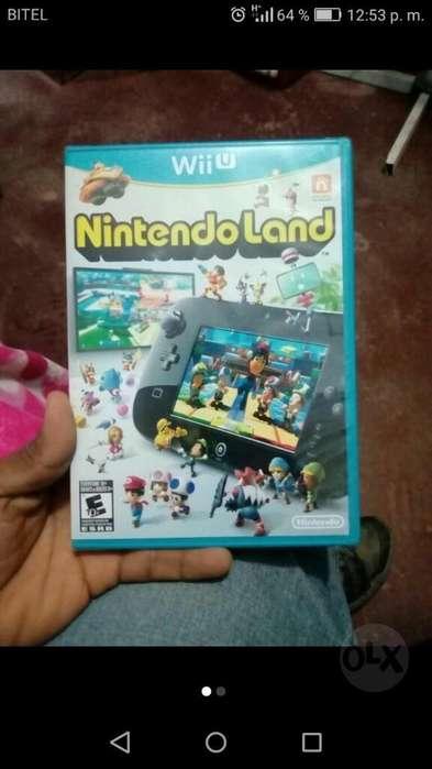 Nintendoland para Wiiu Nuevo