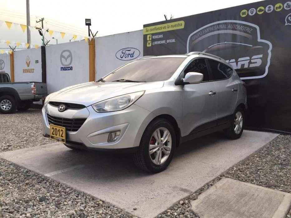 Hyundai Tucson ix-35 2012 - 85000 km