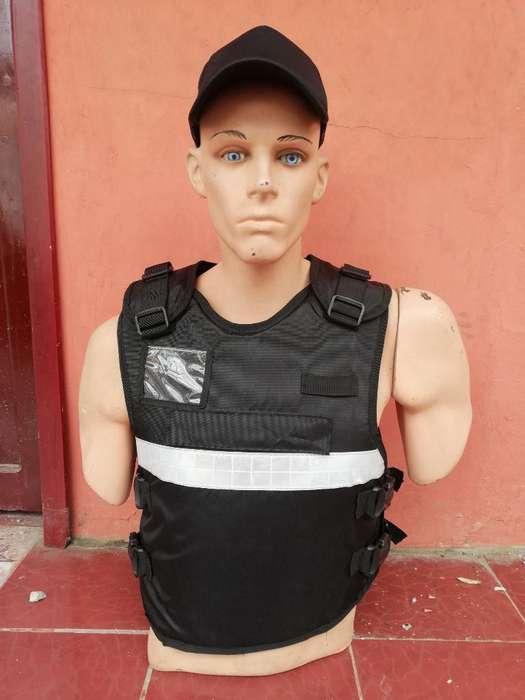 Chalecos para Agentes de Seguridad 30