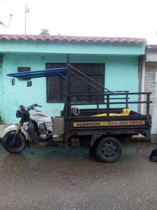 Transporte Motocarro