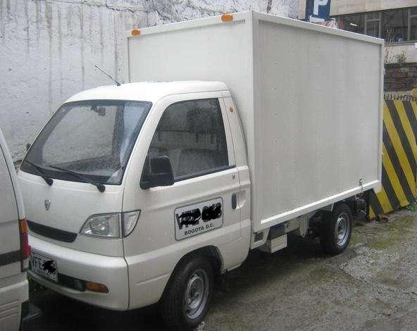 furgon de trabajo ven-cambio