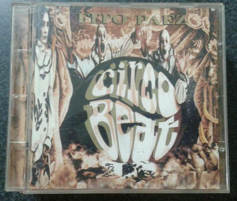 Circo Beat Cd