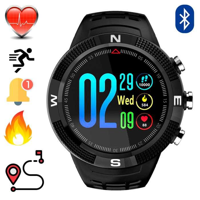 Smartwatch F19 PRO Reloj Inteligente HR Envio Contraentrega