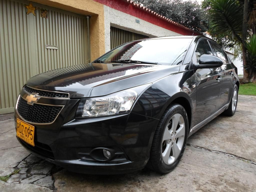 CHEVROLET CRUZE PLATINUM 2011 SUNROOF
