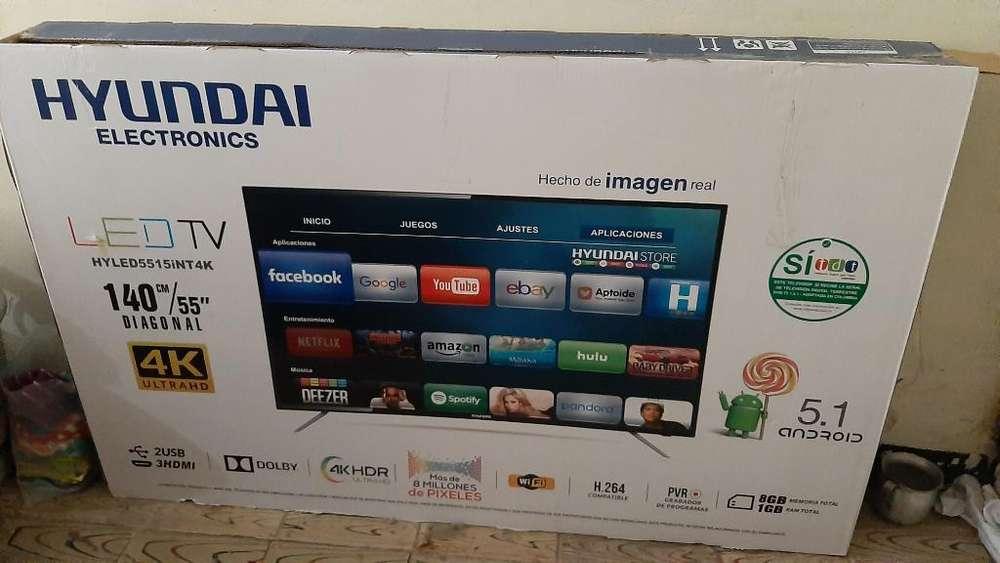 Tv 55 Pulgadas Smartv 4k Como Nuevo