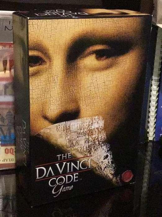 El Código Da Vinci Juego de Mesa