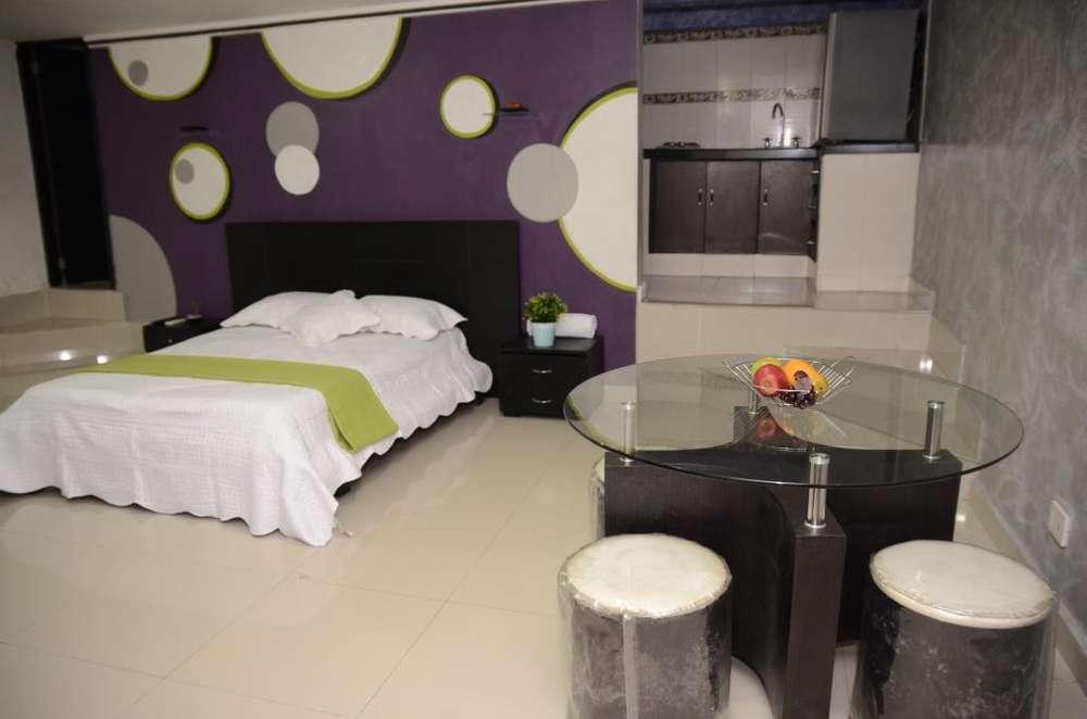 DIRECTAMENTE SIN FIADORES Apartaestudios amoblados tipo loft en Barranquilla