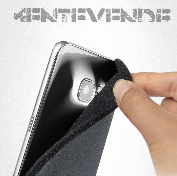 Case para Samsung S7 Edge Soft Gel Luxury Ultra Thin